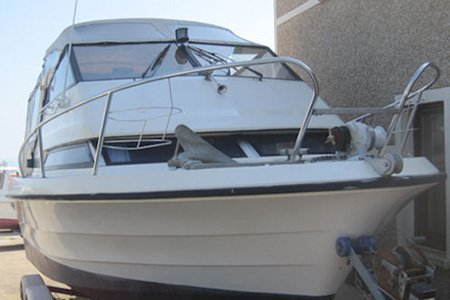 Draco 2500 boat for sale