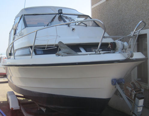 Boat for sale big