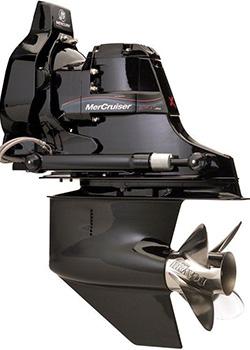 MerCruiser Engine