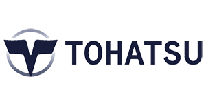 Tohatsu Logo no background