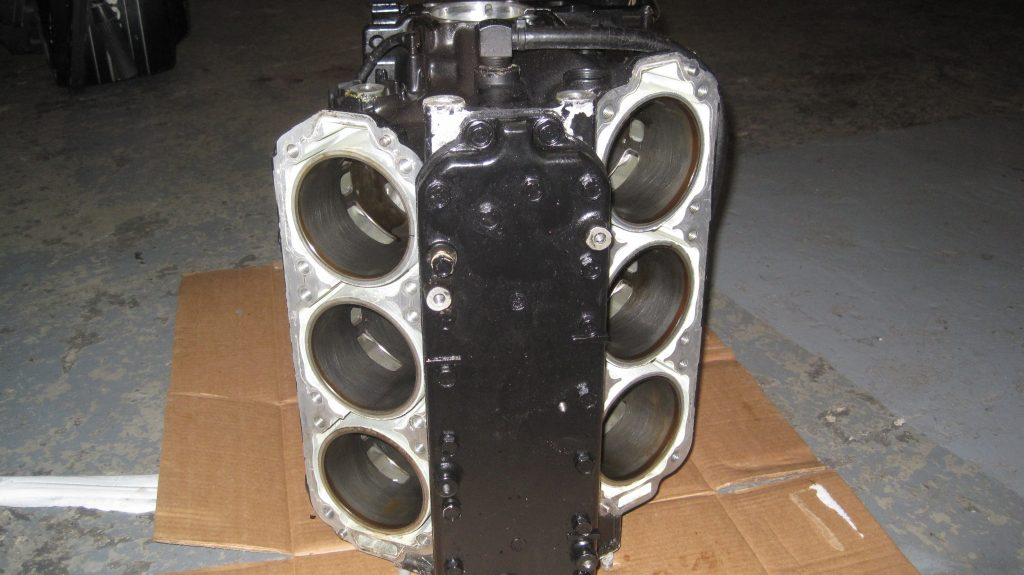 Optimax Cylinder Block